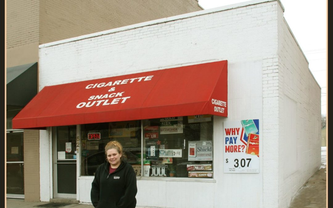 Cigarettes and Snack Outlet